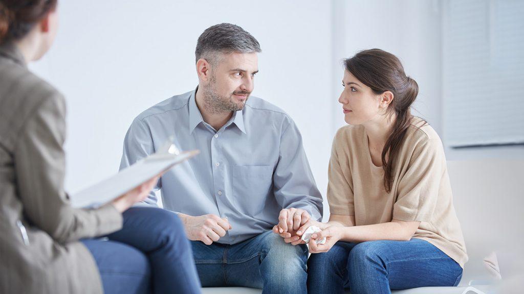 Tratamiento terapéuticos pareja
